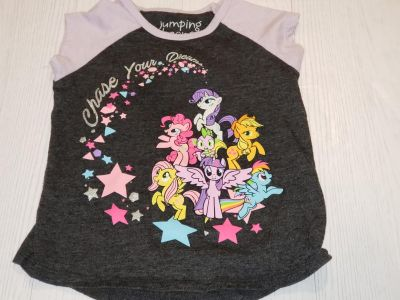 3T my little pony shirt