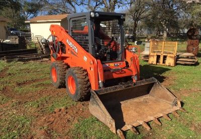 2016 Kubota Ssv75-Skid-Steer-Loader
