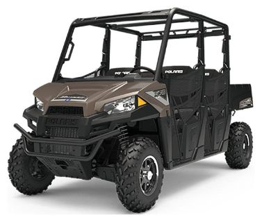 2019 Polaris Ranger Crew 570-4 EPS Utility SxS Utility Vehicles Broken Arrow, OK