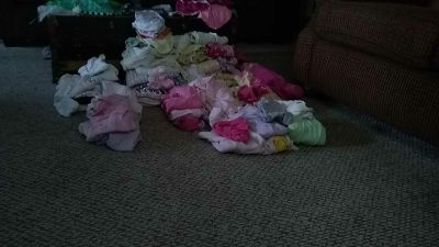 Nb - 12 month baby girl clothes