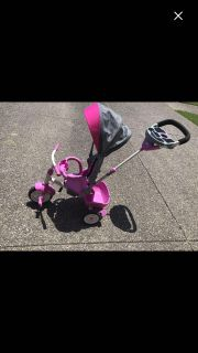 Little Tykes Perfect Fit 4 in 1 Trike tricycle