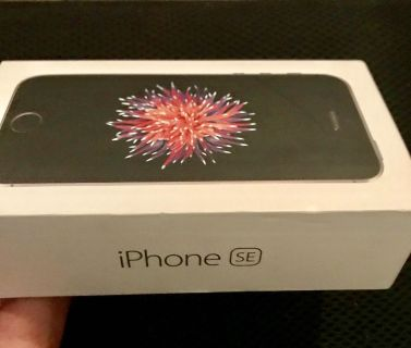 iPhone SE, never used