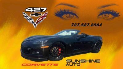 2013 Chevrolet Corvette 427 Collector Edition (Black)