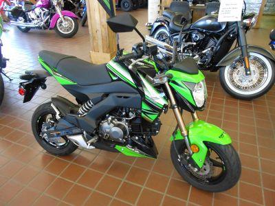 2018 Kawasaki Z125 Pro KRT Edition Sport Abilene, TX