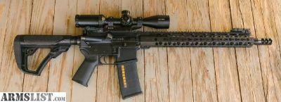 For Sale/Trade: Custom Keymod AR15 with Bushnell AR-223
