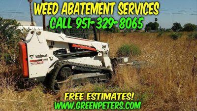 Low-Cost Weed Abatement Wildomar CA