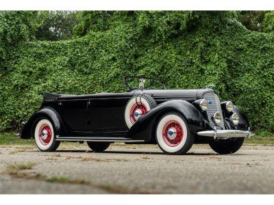 1936 Lincoln K V-12