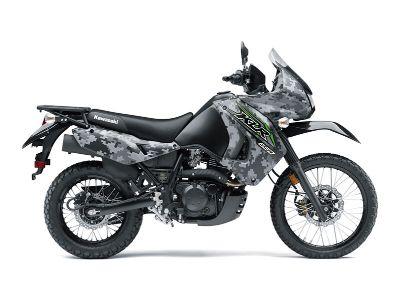 2018 Kawasaki KLR 650 Camo Dual Purpose Motorcycles Goleta, CA