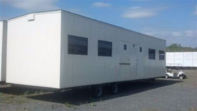 Job Site Offices, Mobile Retail Sales Office - Lease Or Buy Now