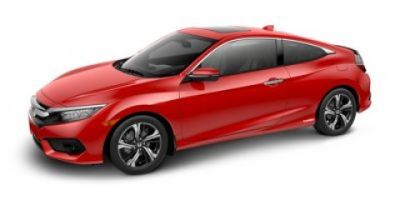 2018 Honda CIVIC COUPE Touring (White Orchid Pearl)