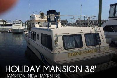 1989 Holiday Mansion Coastal Barracuda 38