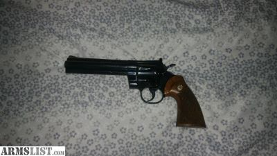 For Sale/Trade: Colt Python. 357