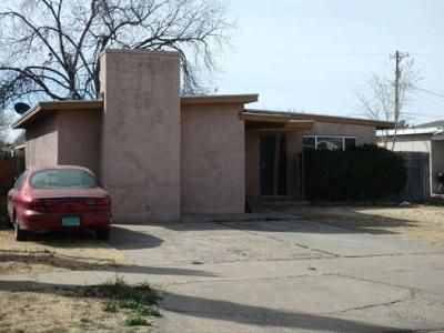 3 Bed 1.5 Bath Foreclosure Property in Roswell, NM 88203 - W Forest St