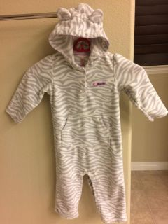 Carter s super warm pullover outfit for 24 month girl