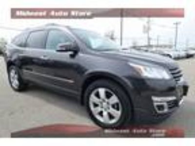 2015 Chevrolet Traverse LTZ w/Hit the Road Package