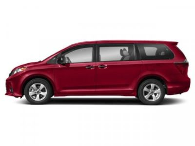 2019 Toyota Sienna XLE (Salsa Red Pearl)