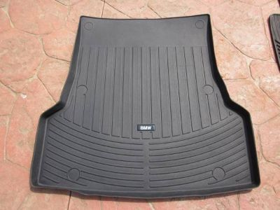 2008 BMW 335 xi All Weather Trunk Mat