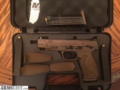 For Sale/Trade: Smith And Wesson 2.0 FDE
