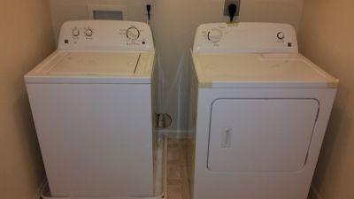 Kenmore Washer & Dryer Set REDUCED PRICE