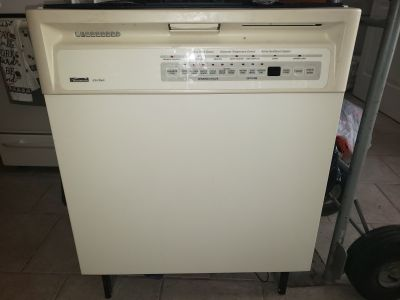 Kenmore Ultra Wash Dishwasher