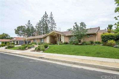 19515 LEMARSH Street Los Angeles Four BR, Devonshire Country