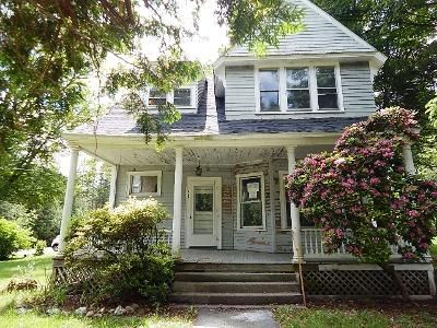 3 Bed 1.1 Bath Foreclosure Property in Leominster, MA 01453 - Merriam Ave