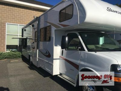 2016 Forest River Rv Sunseeker 2860DS Chevy