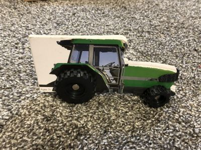 Small Tractor Book with Wheels