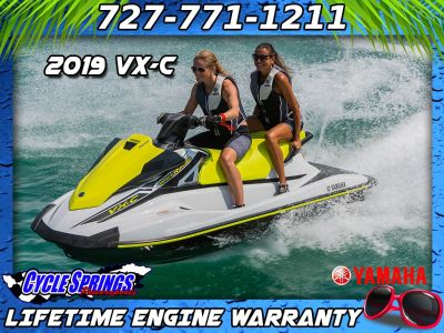 2019 Yamaha VX-C 3 Person Watercraft Clearwater, FL