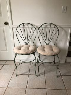 Cafe Chairs (2)