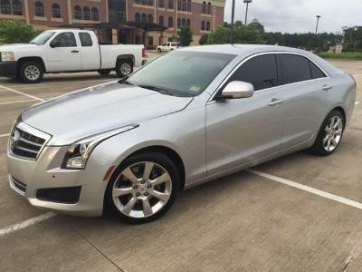 $29,900, 2013 Cadillac ATS $1500 Down and You Drive Off Today