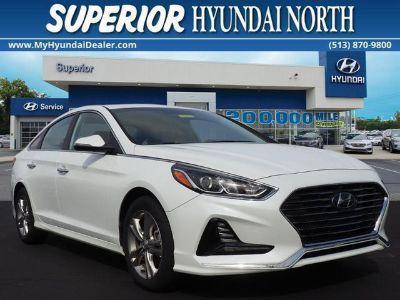 2018 Hyundai Sonata SEL (Quartz White Pearl)