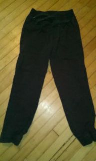 Grey size 5 sonoma jogger type pants only worn twice