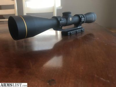 For Sale: Leupold vx2 4-12 with Nikon Mount