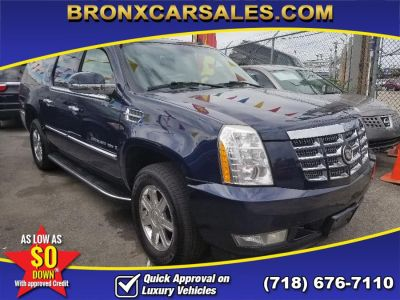 2007 Cadillac Escalade ESV Base (Blue Chip)