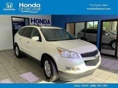 Used 2012 Chevrolet Traverse FWD 4dr