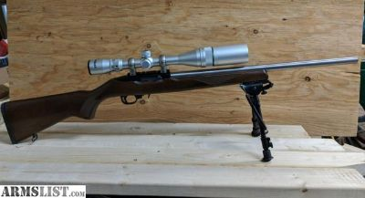 For Sale: Ruger 10-22 Acusport model + Mueller APV