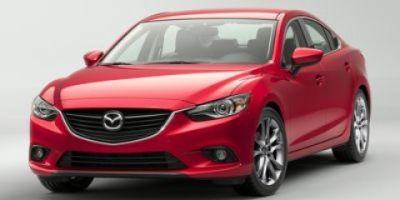 2014 Mazda Mazda6 i Sport (Red)
