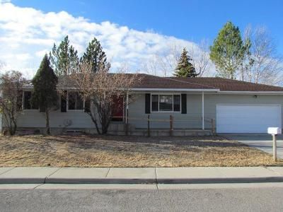 3 Bed 2 Bath Foreclosure Property in Green River, WY 82935 - Massachusetts Ct
