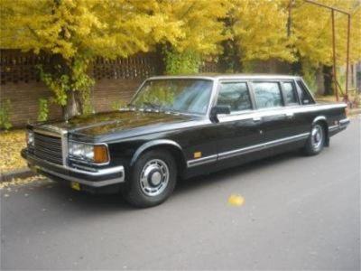 1989 AMO Zil 41502