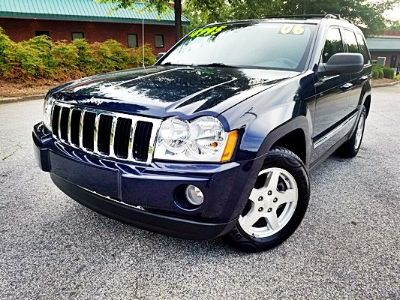 2006 Jeep Grand Cherokee Limited (Blue)