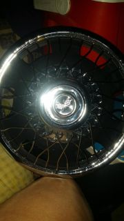 wire wheels cover
