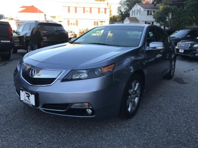 2012 Acura TL w/ Technology Package (Gray)