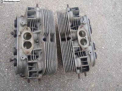 Febi German VW Dual Port Cylinder Heads