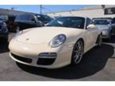 2009 Porsche 911 Carrera S Off White,