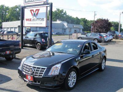 2012 Cadillac CTS 3.0L Luxury (Black Raven)