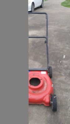 "21"" lawn mower deck"