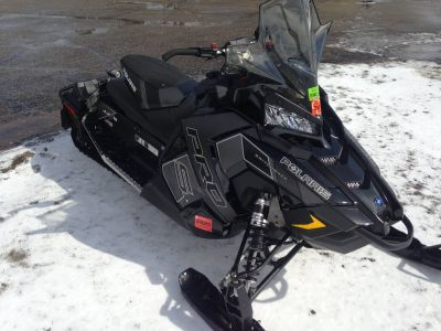 2018 Polaris 800 Switchback PRO-S SnowCheck Select Trail Sport Snowmobiles Elkhorn, WI