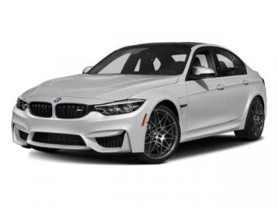 2018 BMW M3 (White)