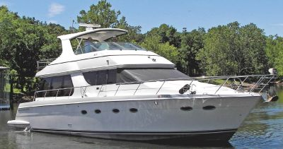 2005 Carver 53 VOYAGER Cruisers Boats Afton, OK